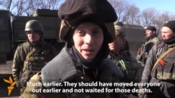 'Many Died, Many Were Wounded' In Debaltseve