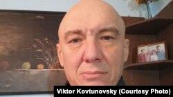 Казахстанский политолог Виктор Ковтуновский.