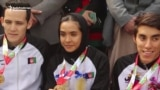 Afghan Woman Breaks New Ground In South Asian Games