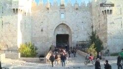 Ерусалим, град прогонуван од војни