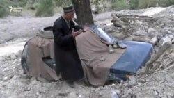 Репортаж из кишлака Марзич после месяца схода селевого потока