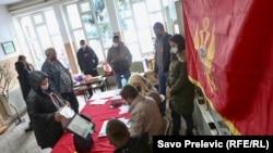 Izborni dan u Nikšiću
