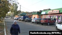 Новоазовск – Донецк облысындағы Украина мен Ресейдің шекарасында орналасқан қала