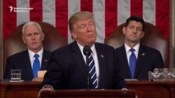 Trump Pledges Strong America In Congress Speech