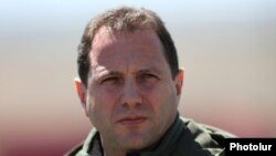 Бывший министр обороны Давид Тоноян (архив)