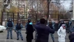 Emil Kürbedinov 5 künge tevqif etildi (video)