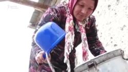 Баткен: 20 жыл таза суу жетпеген Дөбө айылы