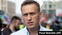 الکسی ناوالنی، سیاست مدار اپوزیسیون روسیه