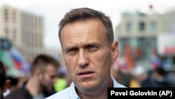 Алексей Навални през 2019 г.