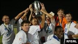 """""""Дордой"""" - Азия футбол конфедерациясынын чемпиону, 2007-жыл."""