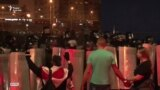 Ночь противостояния после дня выборов