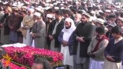 17.12.2014 Траорно во Пакистан, марш на црвените чадори во Скопје