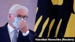 Predsednik Nemačke Frank-Valter Štajnmajer (Frank-Walter Steinmeier)