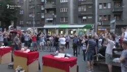 """Beograd: Incident në festivalin """"Mirëdita, Dobar dan"""""""