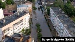 Керчь после потопа, 17 июня 2021 года