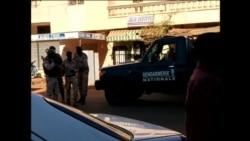 Foto slajd napada na hotel u Maliju