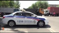 Ереванда полиция имараты барымтага алынды