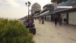 Ялта, Партенит и Гурзуф: что происходит на пляжах? (видео)