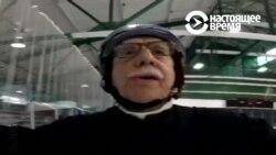 95-летний судья каждую неделю катается на коньках
