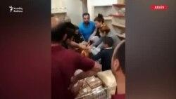 Basabas və növbələr: Həftəsonu mağazaların bağlanması...