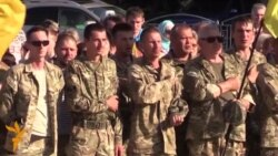 Ukrainasit kundër çmilitarizimit