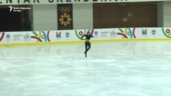 Magija plesa na ledu u Sarajevu