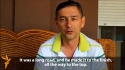 Bosnian Town Celebrates Victory Of Croatian Tennis Champ Cilic
