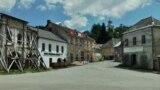 Verespatak (Roșia Montană) 2021. július 9-én