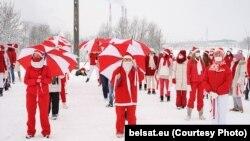 Напередодні у Мінську відбувся танок-протест, у якому взяли участь 300 людей