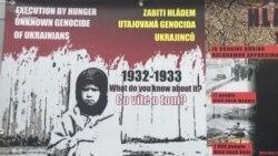 У Празі вшанували загиблих під час Голодомору в Україні (відео)