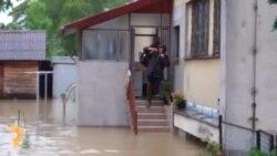 Banja Luka pod vodom