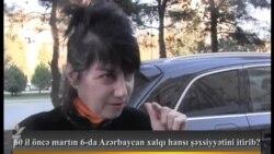 60 il öncə martın 6-da Azərbaycan xalqı hansı şəxsiyyətini itirib?