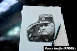 Skica za tetovažu Ratka Mladića, Koska tattoo (4.jun 2021.)
