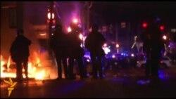 Протести во САД за убиството во Фергусон