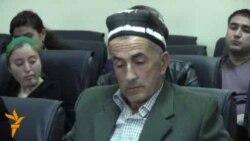 """""""Тамрин""""-и журналистон ба баҳсҳои додгоҳӣ"""