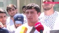 Azərbaycan güləşçiləri etiraz edir - 15 aydır, maaş ala bilmirik