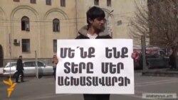 Մինասյան․ «Փորձում են սեպ խրել քաղաքական և քաղաքացիական հատվածների միջև»