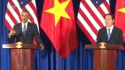 ABŞ Vyetnama qarşı silah embarqosunu qaldırdı