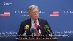 Consilierul prezidențial american John Bolton răspunde întrebărilor Europei Libere