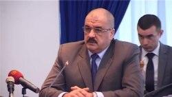 Пресс-конференция в Одесской обладминистрации 28 апреля 2014 года