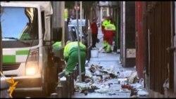 Мадридські двірники домовилися з мерією міста і повернулися до прибирання вулиць