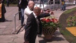 У Запоріжжі вшанували пам'ять жертв політичних репресій