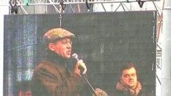 Митинг на проспекте Сахарова: Борис Акунин
