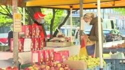 Послаблення карантину: в Празі відкрилися фермерські ринки – відео