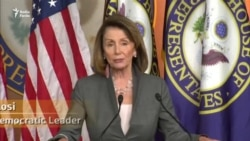 "House Democratic Leader Nancy Pelosi Says President Trump's Decision to De-certify the Iran Nuclear Deal Is a ""Grave Mistake"""