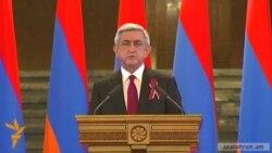 Սերժ Սարգսյանի շնորհավորական ուղերձը համալիրում