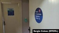 Institutul de Medicină Urgență, unde a început pe 2 martie vaccinarea anti-Covid-19