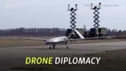 Drone Diplomacy: Ukraine's Plan To Build Turkish Drones