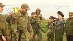 Воена обука за руски деца