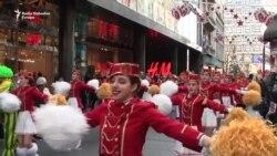 Beograd: Mažoretkinje vesnice proleća